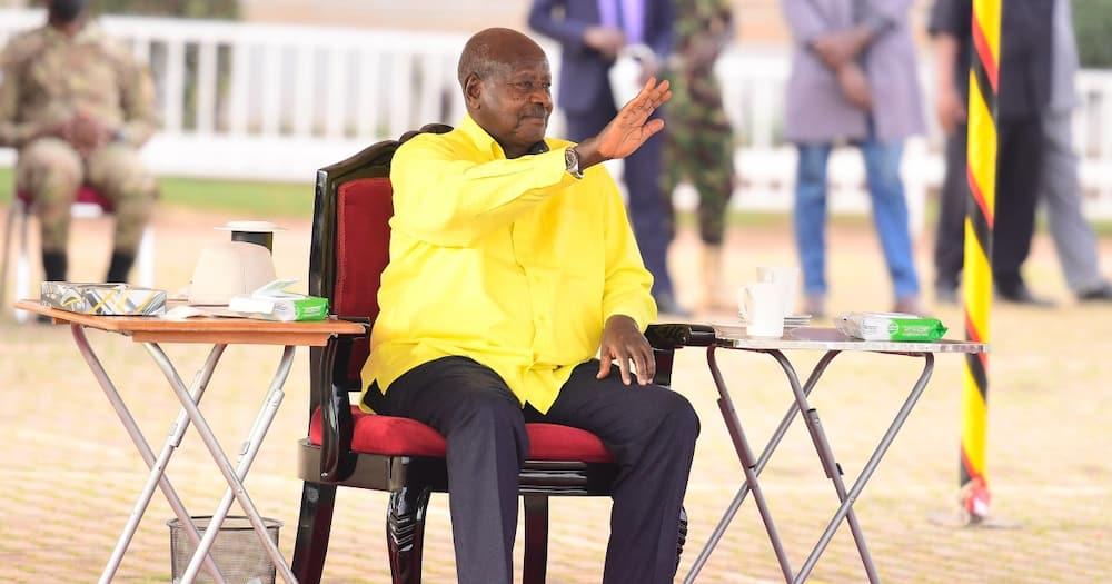Uganda's President Yoweri Museveni. Photo: Yoweri Museveni.