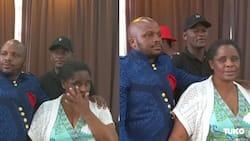 Papa Shirandula's Widow Beatrice Andega Says He Was Great Provider, Generous Friend