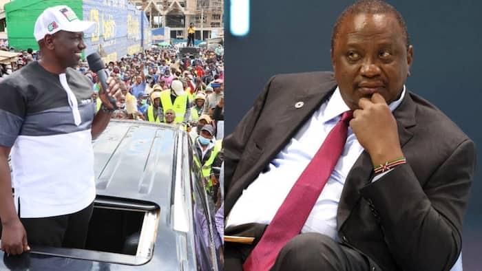 """""""Ako na Wabunge 25"""": DP Ruto Ashambulia Chama cha Jubilee"""