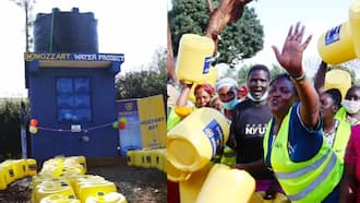 Murang'a Residents Get KSh 3 million Clean Water Point Courtesy of Gaming Firm Mozzart Bet