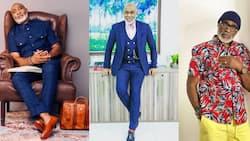 7 Elegant Photos of Veteran Nollywood Actor Richard Mofe-Damijo Making Kenyan Women Drool