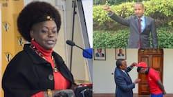 Millie Odhiambo aunga mkono Uhuru katika uamuzi wa Kibra