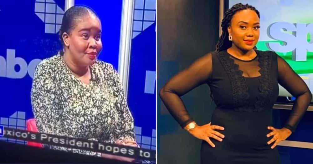 'Jessica, We Are Live': Awkward TV Moment Has Mzansi in Stitches