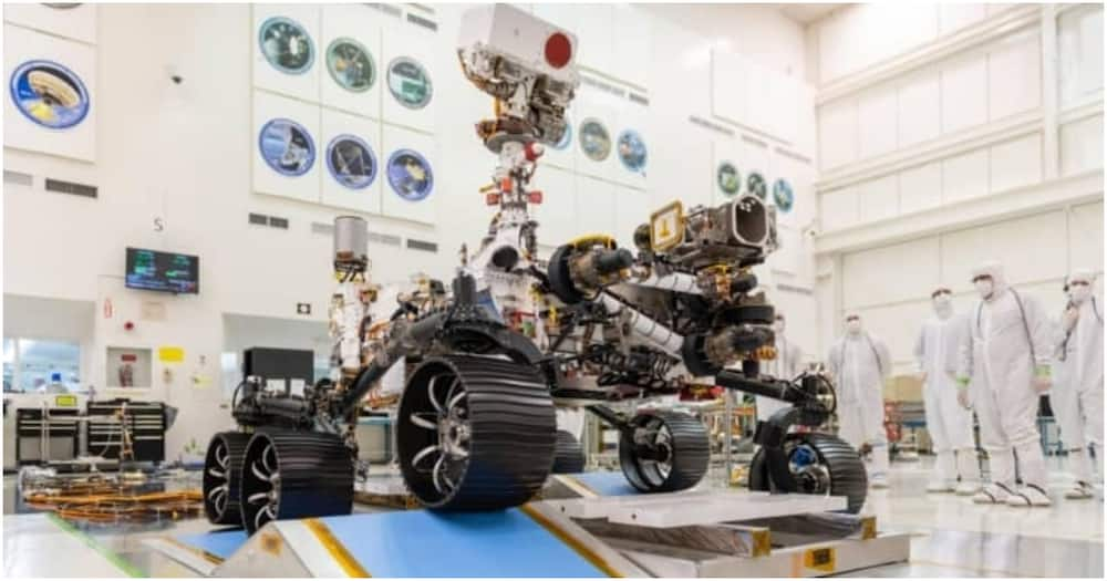 Perserverance Rover: NASA's exploration robotic successfully lands in Mars