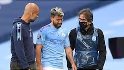 Pep Guardiola Opens Door for Sergio Aguero to Join Premier League Rivals