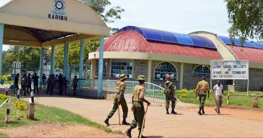 Makrine Wanina: MMUST Students Give Police 2 Weeks to Arrest Suspects who Killed Third Year Comrade