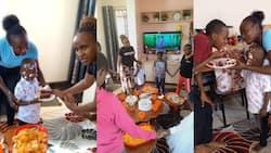 Wanja Mwaura: Nairobi Philanthropist Treats Househelp's Son to Colourful Birthday Party
