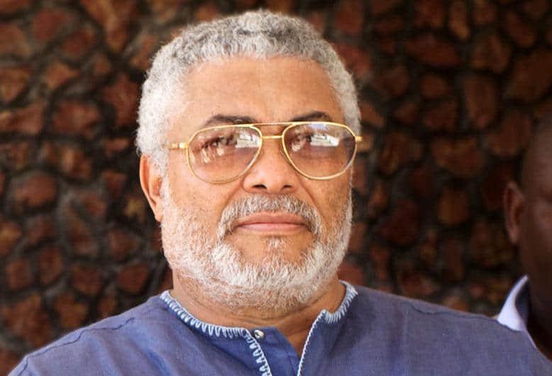 Rais wa zamani za Ghana Jerry Rawlings afariki dunia kutokana na COVID-19