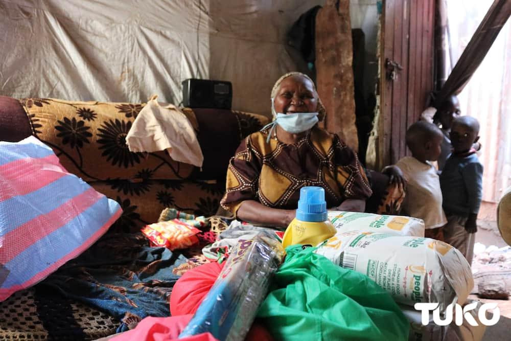 TUKO.co.ke fans in diaspora raise KSh 100k to support needy families during pandemic