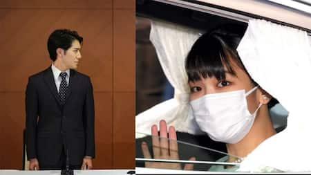 Japan: Princess Mako Marries Commoner Boyfriend Kei Komuro, Loses Royal Title