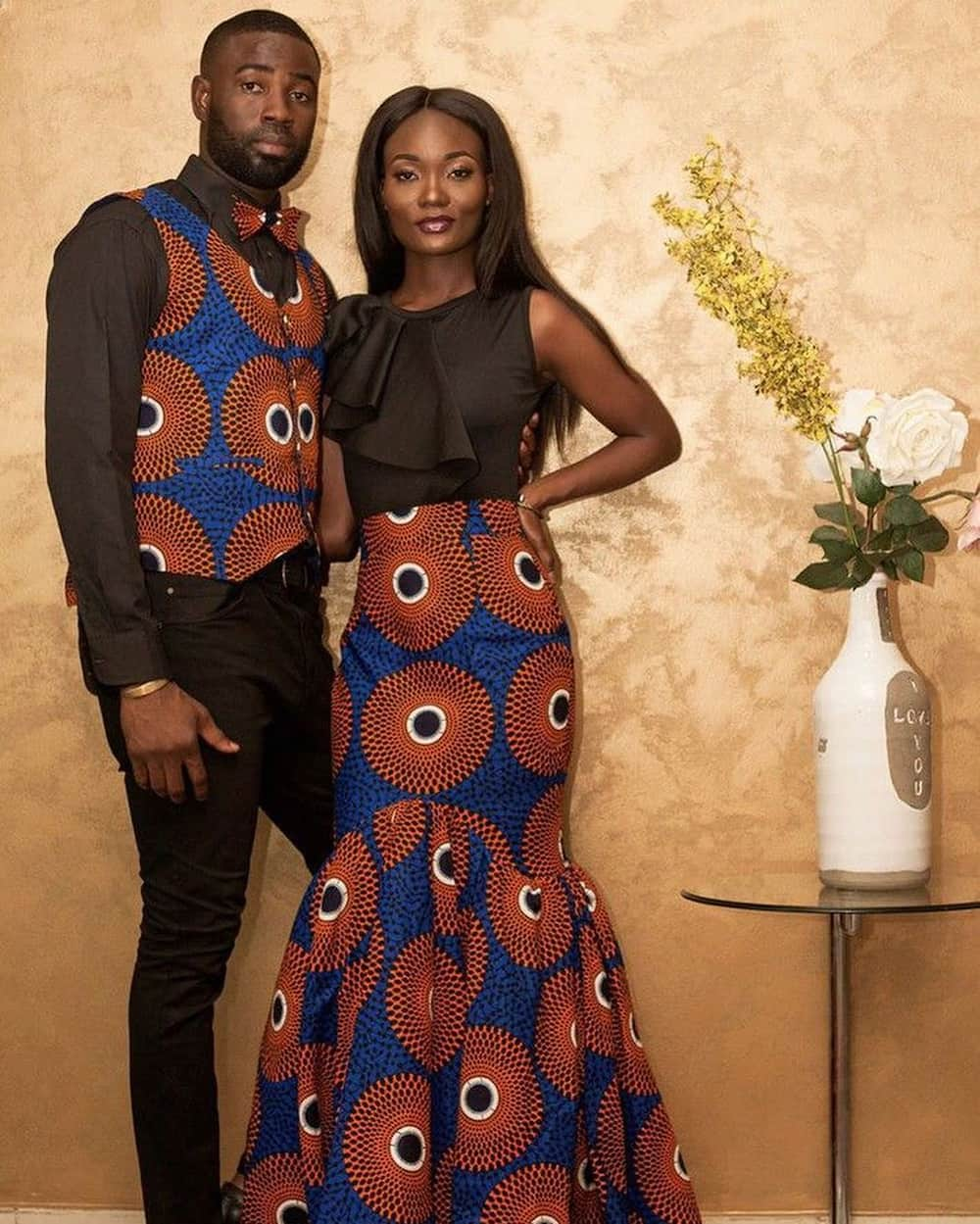 30 Cutest His And Hers African Attires That You Will Definitely Love