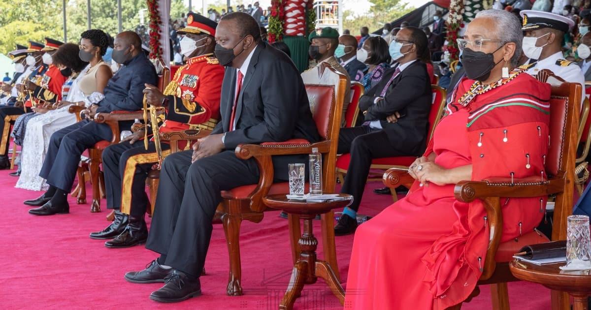 Rais Uhuru Kenyatta Aahidi Kuondoa Vikwazo vya Kiuchumi Vilivyowekewa Burundi ▷ Kenya News