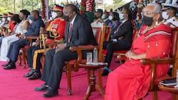 Rais Uhuru Kenyatta Aahidi Kuondoa Vikwazo vya Kiuchumi Vilivyowekewa Burundi