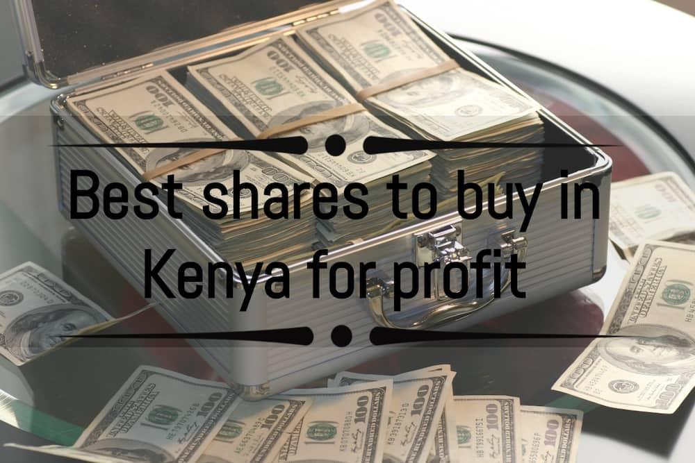 Best shares to buy in Kenya