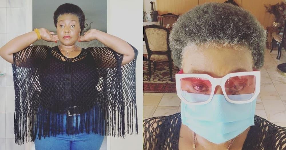 Yvonne Chaka Chaka Dragged After Sharing Her Views on Covid19 Vaccine