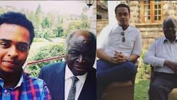 Mjukuu wa Kibaki Aonyesha Namna Rais wa Zamani Alimpenda Mkewe Lucy