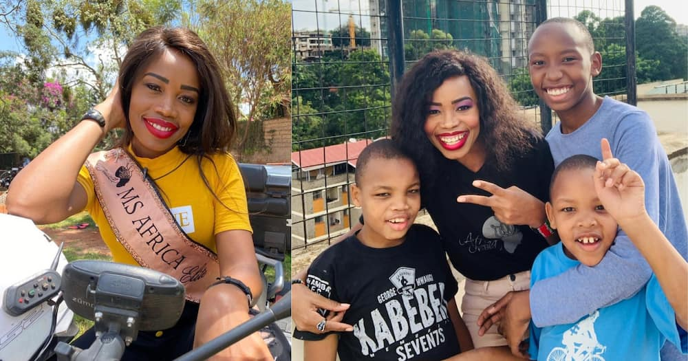 Sylvia Moraa Mochabo: My Life as A Mother to 2 Sons with Special Needs