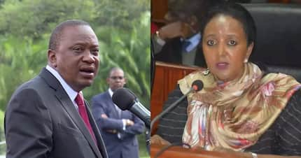 Education CS Amina Mohamed's mother-in-law passes on