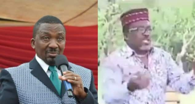 Pastor Nganga curses France for plans to test covid19 vaccine on Africans(VIDEO)