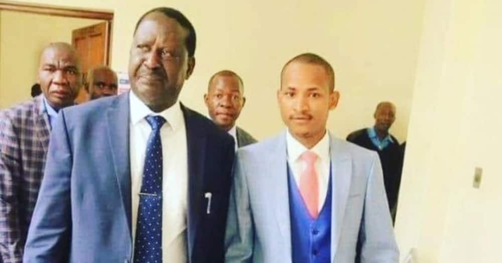 """Babu Owino pleads with Luhya community to support Raila in 2022: """"We'll support Mudavadi in 2027"""""""