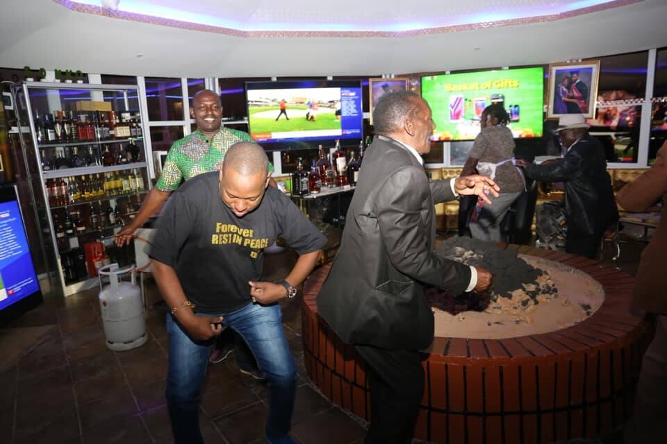 Sonko displays his DJ, Kamba dancing skill and Kenyans are impressed