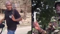 Mwanahabari aliyedhulumiwa na polisi wakati wa kafyu asimulia yaliyomfika
