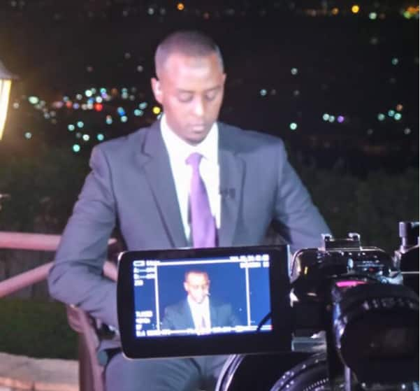 Journalist Hussein Mohamed denies joining K24, terms rumours as fake
