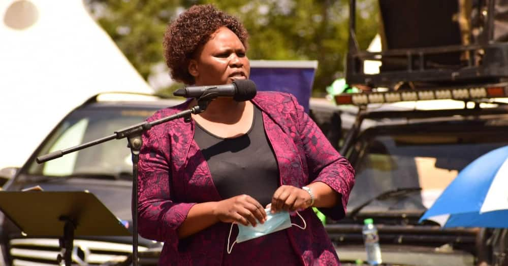 Trans Nzoia Woman Rep Nangabo to Open Adults' Dating Office to Stop Men from Dating Students