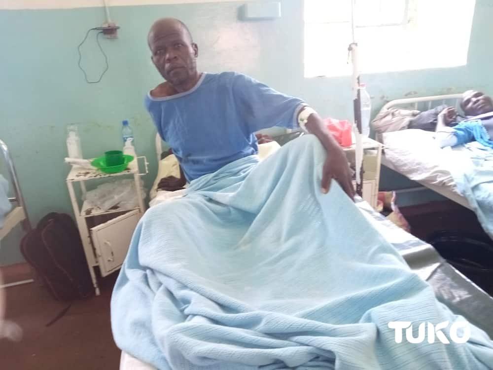 Kakamega man undergoes fresh surgery after botched vasectomy at a quack's clinic