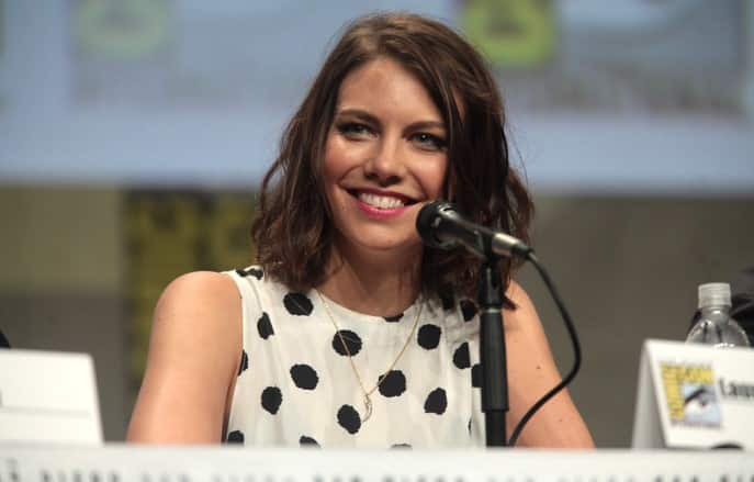 Lauren Cohan movies and TV shows