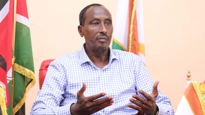 Senate Committee Okays Impeachment of Wajir Governor Mohamed Abdi over Gross Misconduct