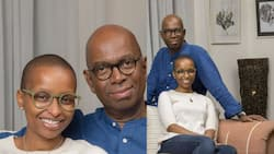 Bob Collymore widow marks 4th wedding anniversary in style, thanks late hubby for making her a wife
