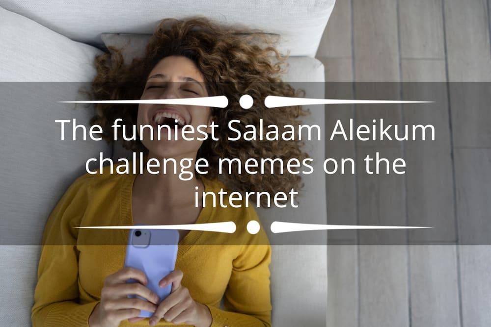 Salaam Aleikum challenge