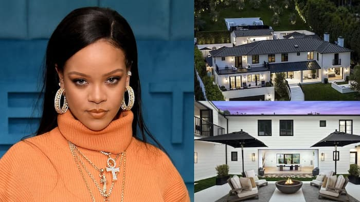 Rihanna Reportedly Renting Out Her Beautiful Beverly Hills Mansion for KSh 8.6 Million Monthly