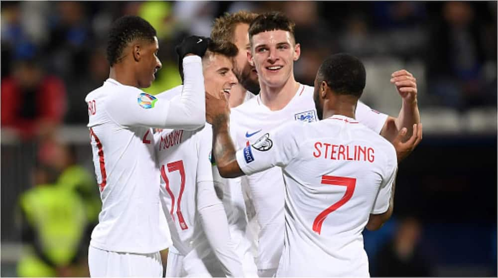 England Ahead of France, Portugal As Most Valuable Squad of Euro 2020 Officially Ranked
