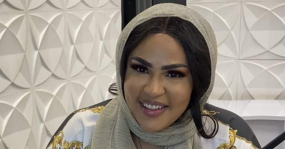 Amira is hosting a lavish birthday party in Dubai. Photo: @RadioJambo.