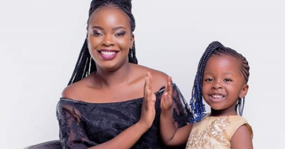 Yvette Obura: Bahati's ex says she hates being called a baby mama