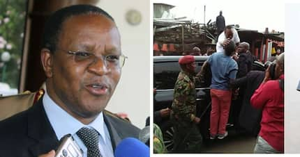 Interior PS Karanja Kibicho clears Uhuru's debt of KSh 40 owed to hawker, demands for change