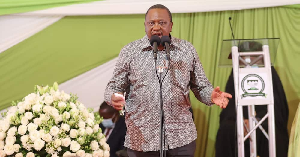 Maybe it's time for another community to rule Kenya, Uhuru says