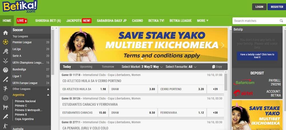 Bet on everything website betting 2000 risultati