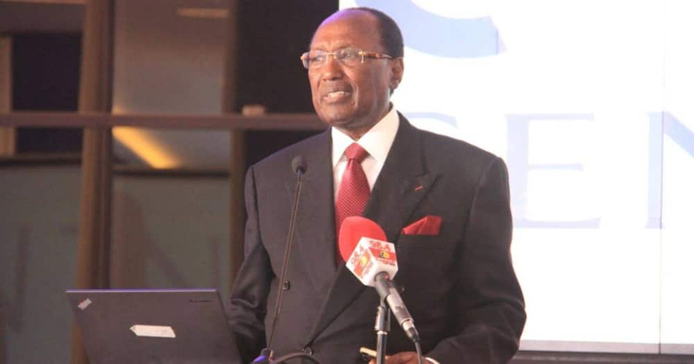 """Kenyan Artist Disappointed He Could Not Give Chris Kirubi His Portrait: """"God Had Other Plans"""""""