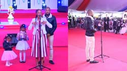 Babu Owino, Wife Fridah Deliver Powerful Sermons as They Attend Church Service in Donholm, Netizens React