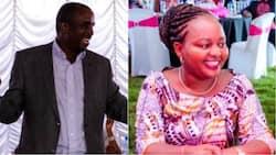 Waiganjo Atoa Kauli Yake Baada ya Mkewe Waiguru Kujiunga na UDA