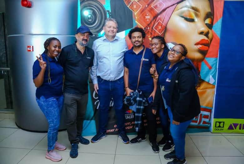MTF, AMP and KFC host sound engineers to Dolby audio training masterclass