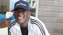 Mchekeshaji Maarufu Captain Otoyo Aomboleza Kifo cha Babake Mzazi
