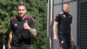 Boost for Manchester United as 2 Key Players Return from Injury Ahead of Grueling Fixture Schedule