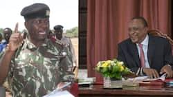 Narok: Uhuru amwongeza cheo afisa aliyeongoza zoezi tata la kuondoa watu Mau