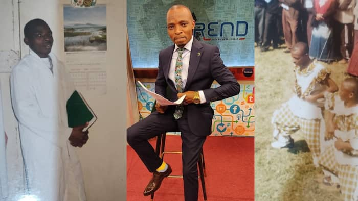 Exclusive: Lofty Matambo Narrates How His Primary School Teacher Helped Him Become Journalist