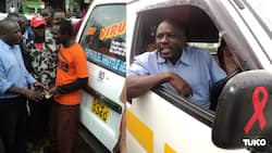 Eldoret Driver with HIV Brands His Matatu and Home to Sensitise Others, Says He Regrets Losing Wife
