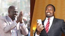 Mwangi Kinjuri ready to be William Ruto's runningmate, decries joblessness
